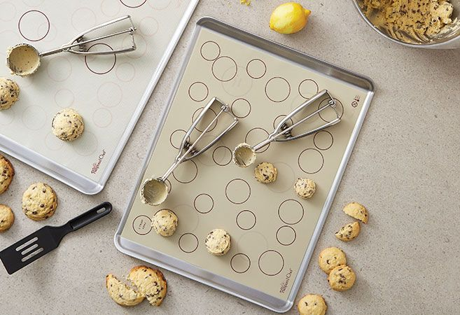 Reversible Silicone Baking Mat A Treat For All That Loves To