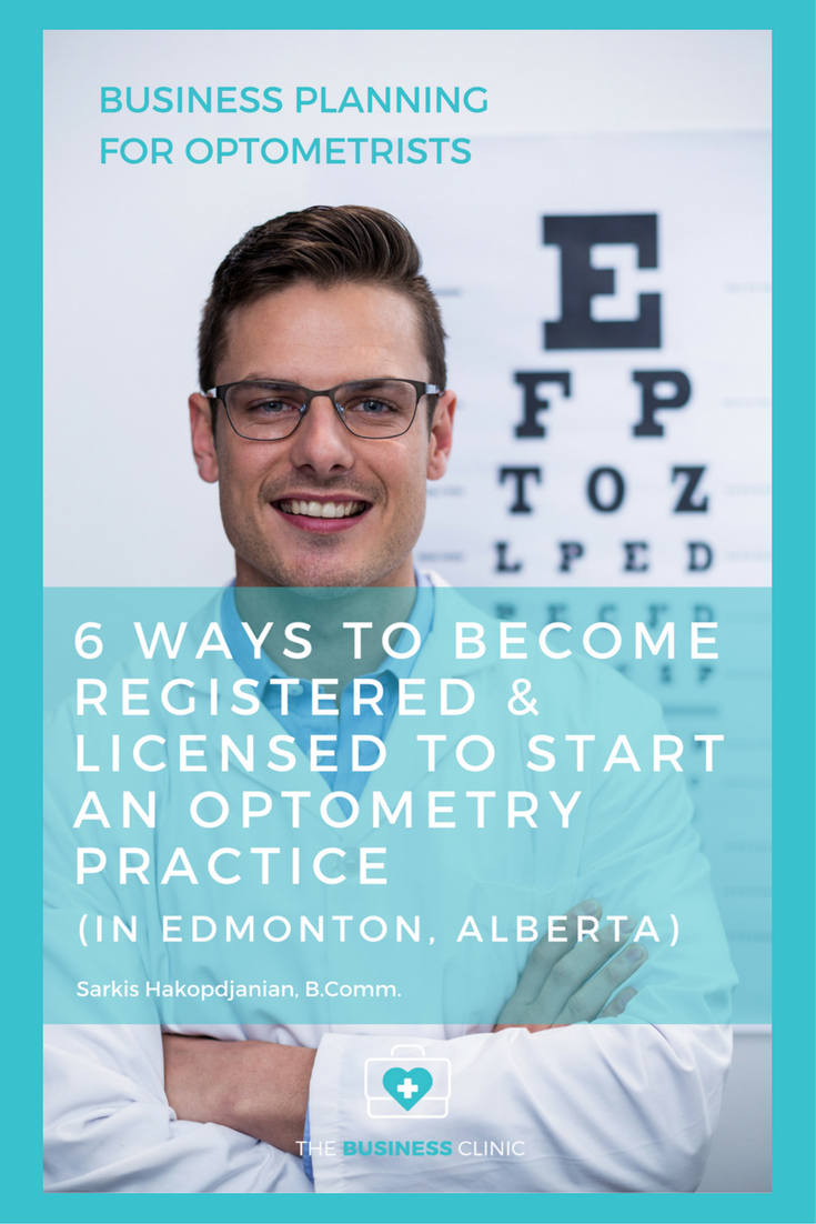 Download Your Free Business Planning For Optometrists Guide Now 6 Ways To Become Registered And Licensed To Start An O Optometry Optometrist Business Planning