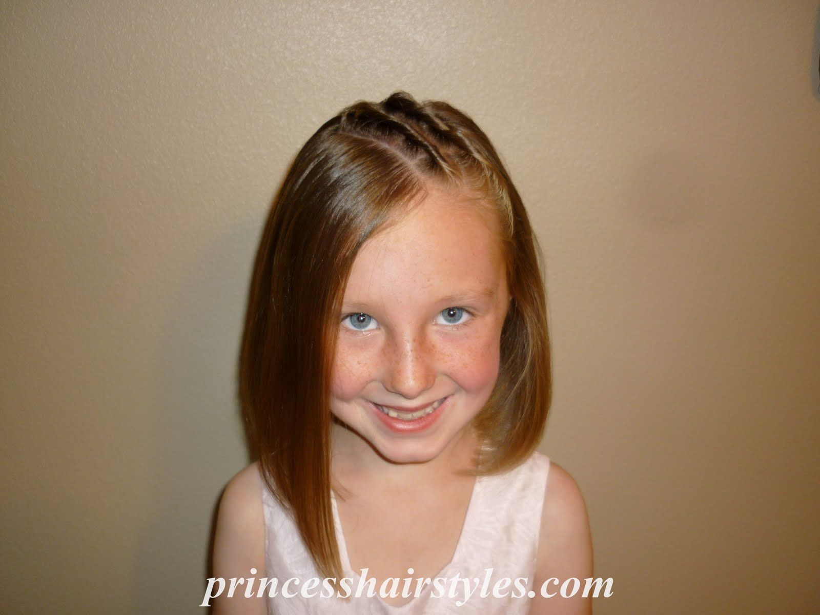 Kids hairstyles for short hair girls - A Line Haircuts For Little Girls Hairstyles For Girls Hair Styles Braiding Hairstyles Short Hairtwist Hairstyleskids