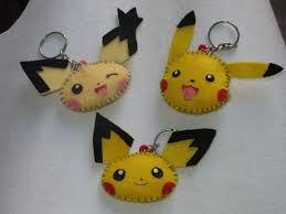 Resultado de imagen para imagenes de pokemon de fieltro