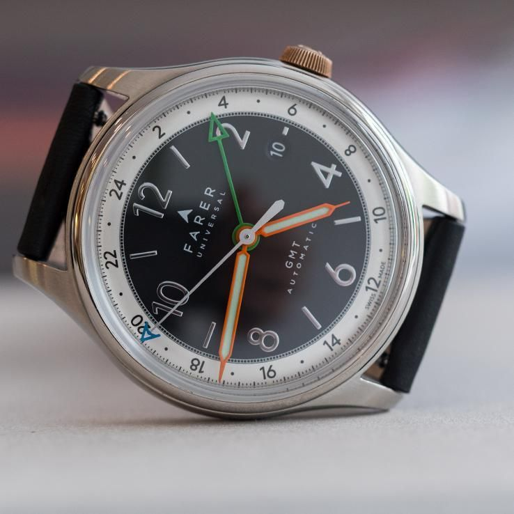 Oxley Black LE | Affordable automatic watches, Automatic ...