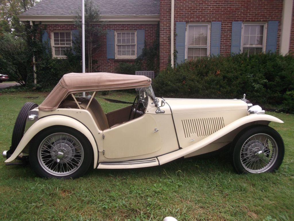 For sale by owner 1947 MG TC | Cars and Jeeps