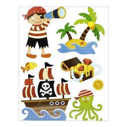 Perchero Piratas - Como Hacer Manualidades - Fantasias Miguel