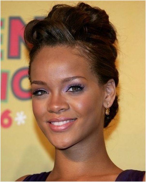 Updos For Short Hair Black Women