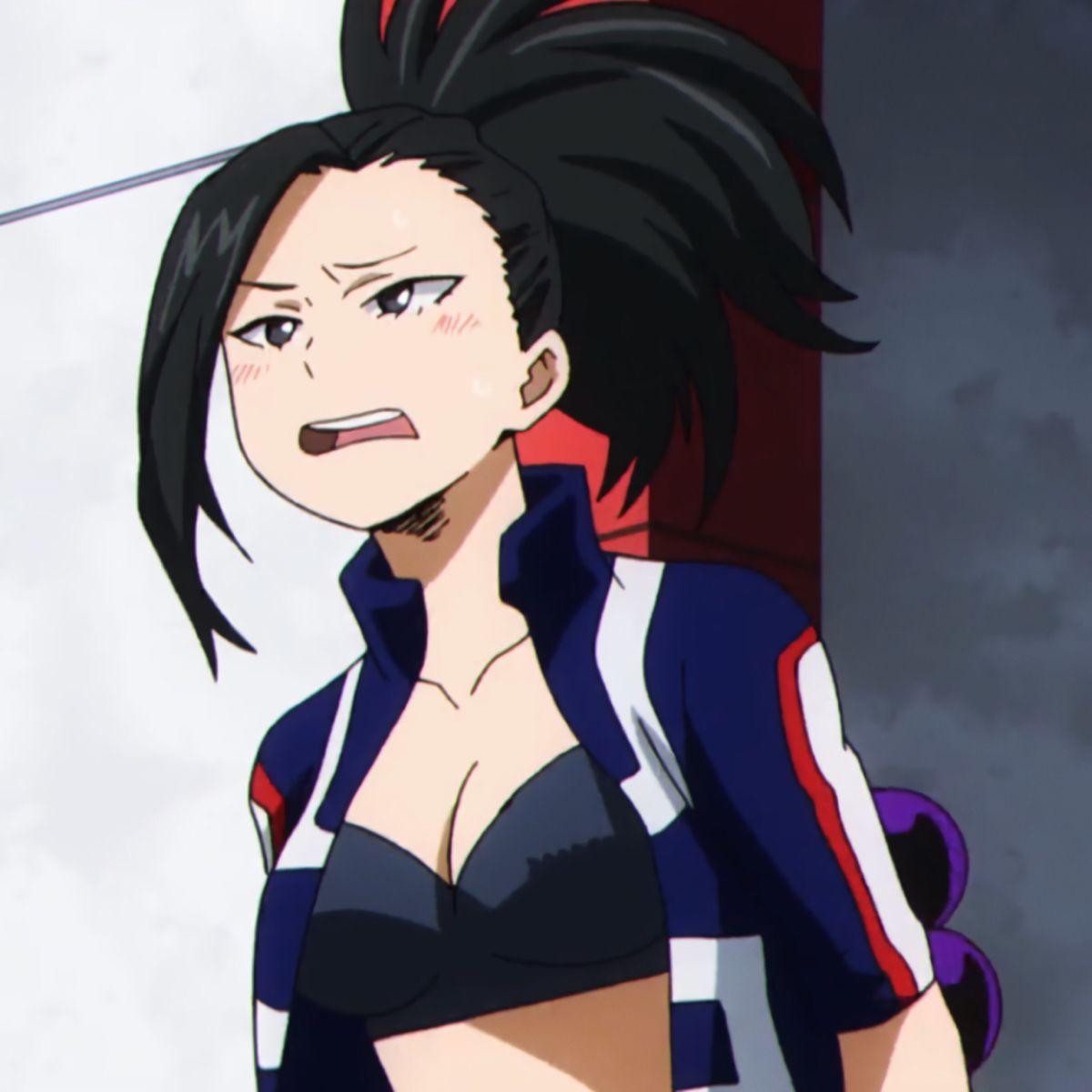Momo Yaoyorozu Anime Wallpaper Anime My Hero Academia