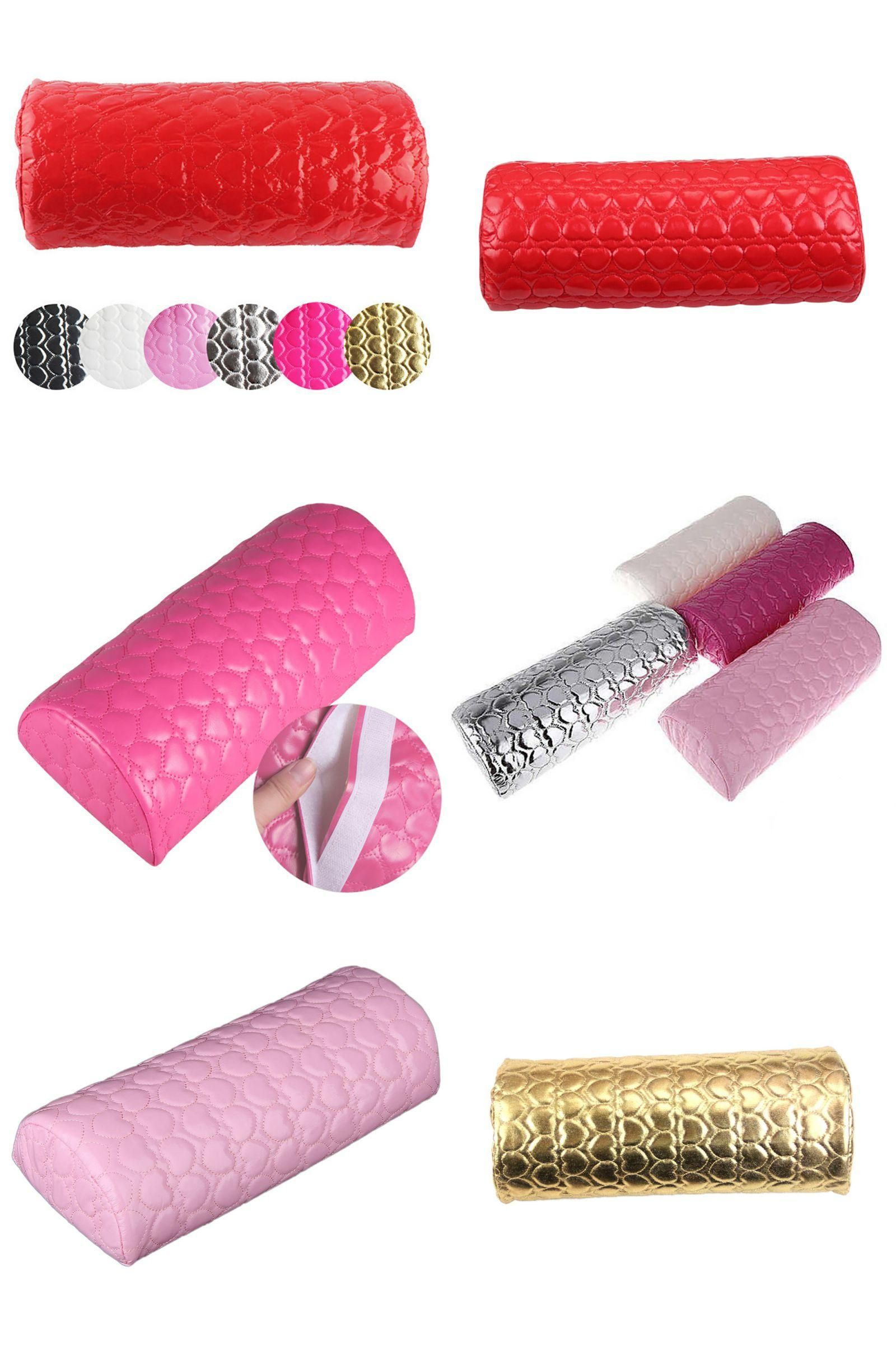 Visit To Buy Hot Nail Art Pillow For Manicure Hand Arm Rest Pillow Cushion Pu Leather Holder Soft Manicure Nail Tool Equi Pillow Art Nail Manicure Nail Tools