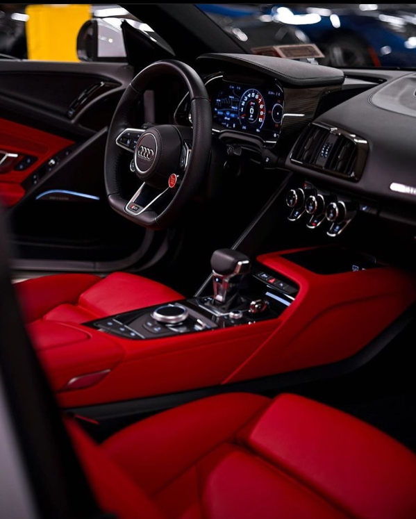 Rate This Audi Interior 1 to 100 Rate This Audi Interior 1 to 100
