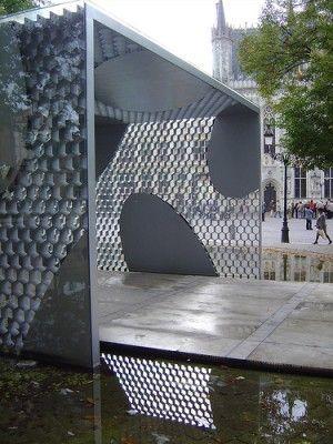 Toyo Ito Pavilion, Toyo Ito | Bruges | Belgium | MIMOA