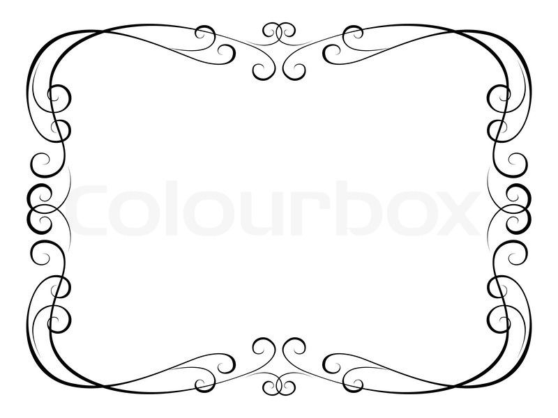 Related image | Baroque/Maori Borders, patterns and designs ...