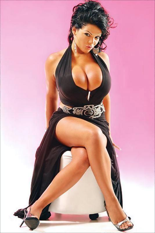 Has left Sheyla hershey hot nude
