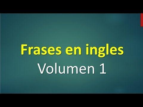 Lista De Frases Básicas En Inglés Principiantes Frases Basicas En Ingles Palabras Inglesas Aprender Inglés