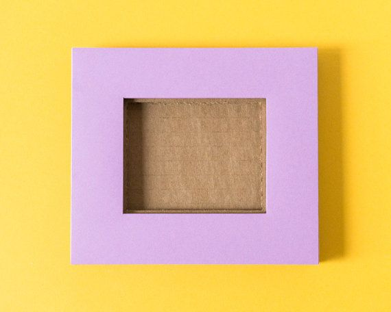 Small Picture Frame 2 5x3 Picture Frame Cardboard By Paperames