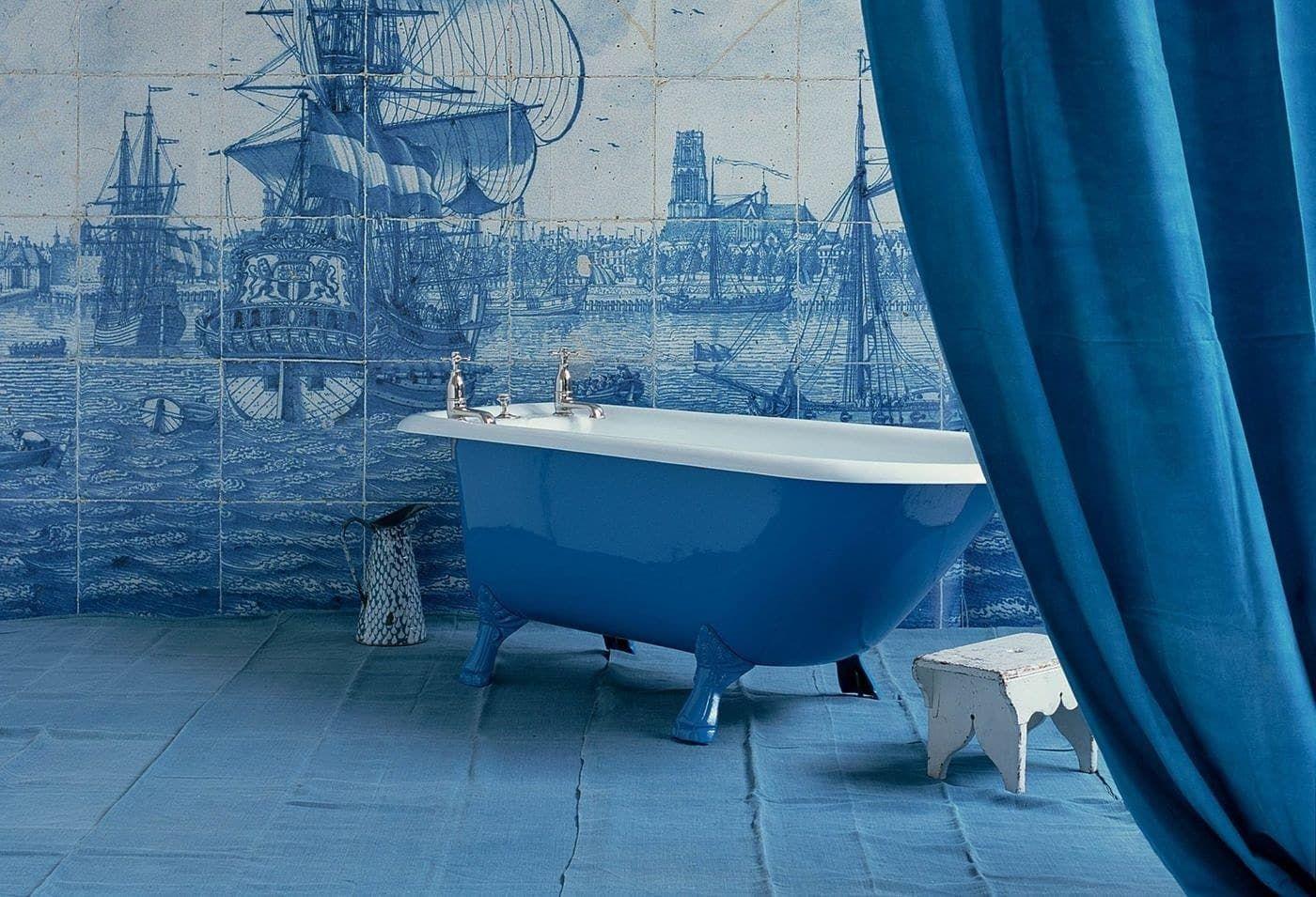 The Clyde Single Ended Cast Iron Bath Tub | Pinterest | Bath ...