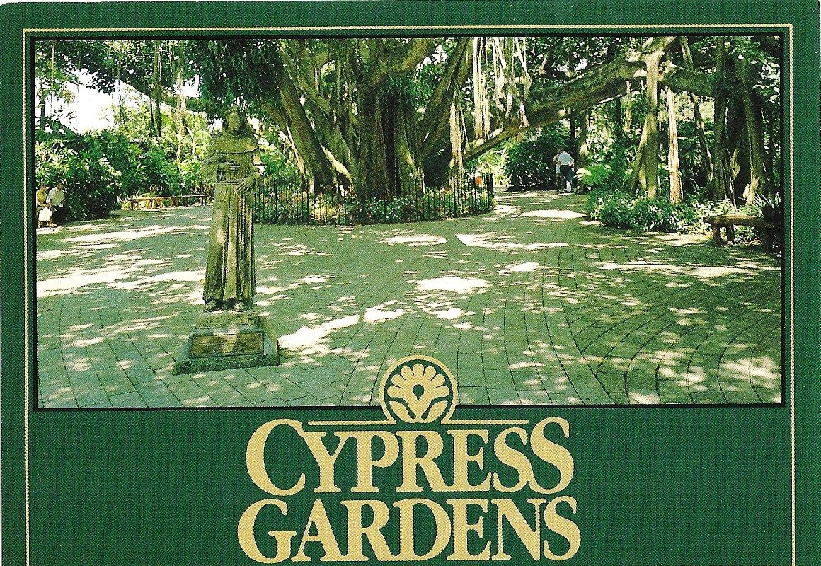 what happened to cypress gardens in florida