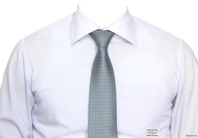 Шаблоны для фотошопа мужские рубашка | Мужские белые рубашки