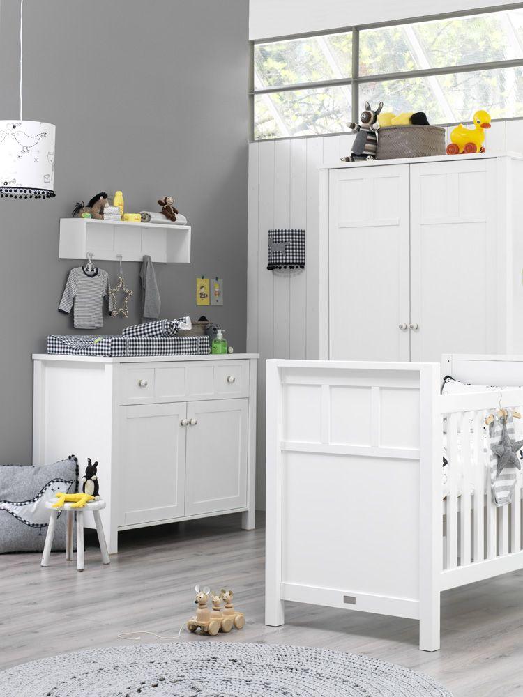 Leuke babykamer inrichting compleet wit grijs complete for Leuke inrichting