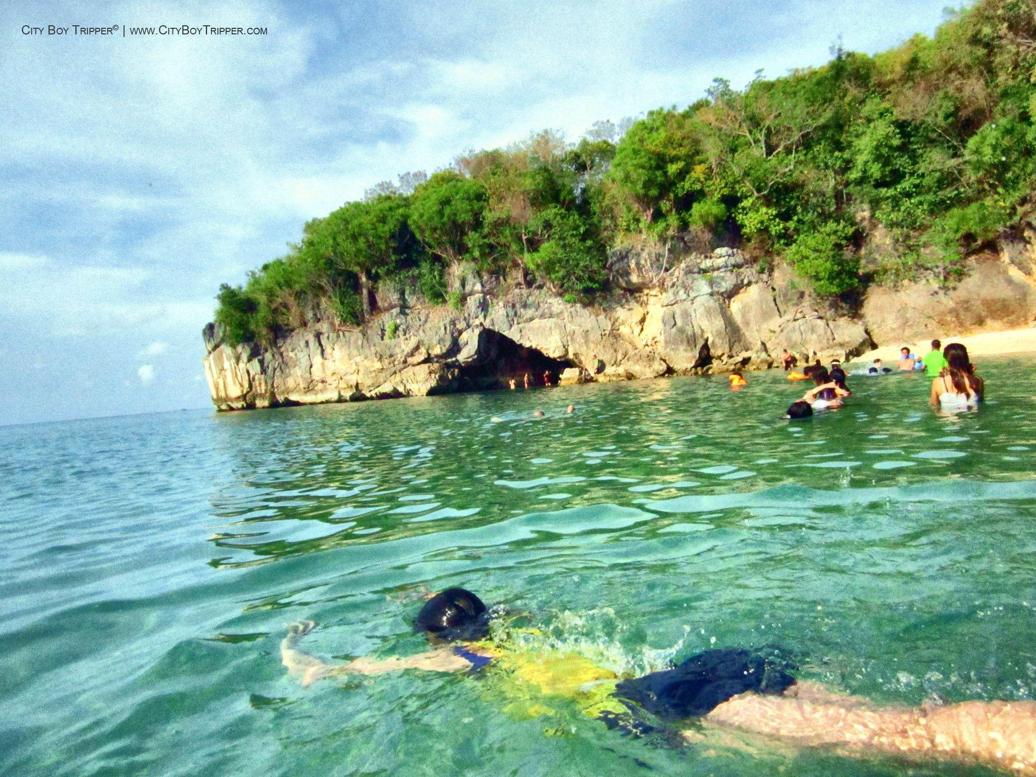 Kwebang Lampas At Puting Buhangin Places To Travel Tourist Destinations Palawan