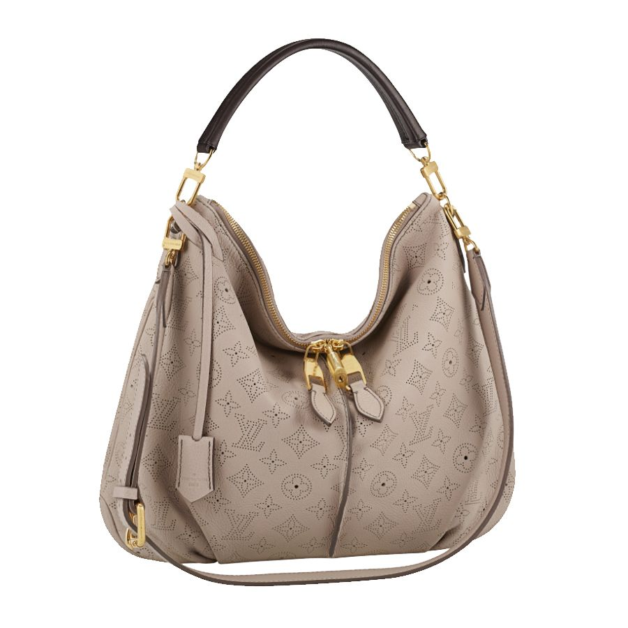 louis vuitton bags outlet. louis vuitton women handbags shoulder bags and totes mahina leather selene pm sandy outlet