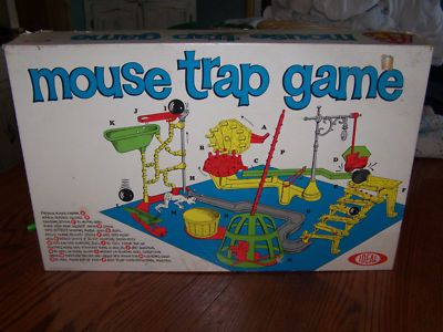 Mouse Trap...played it all the time at my grandma's.