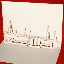 Hamburg Landungsbrucken Artikel Ap 019 Pop Up Karten Hamburg