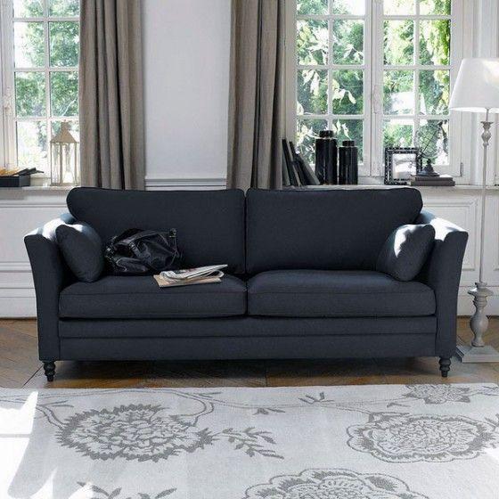 Furniture Minimalist Classical Modern Combination Black Sofa Ideas Outstanding Cozy Neo Classical Style Sofas Trendy Sofas Black Sofa Sofa Design