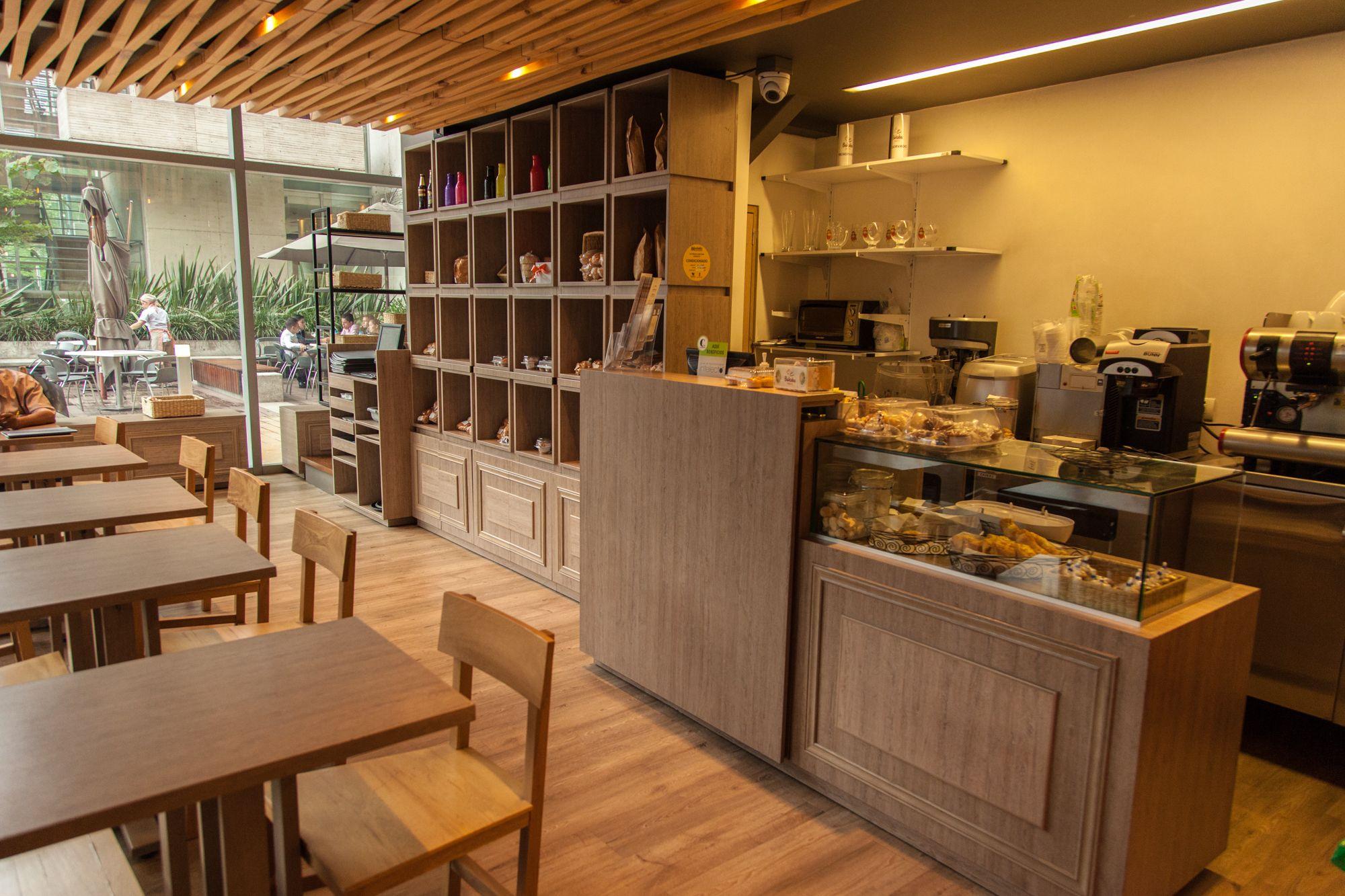 Nombre Del Proyecto Bakuba Bakery Ubicaci N Ciudad Del R O  # Muebles Tablemac