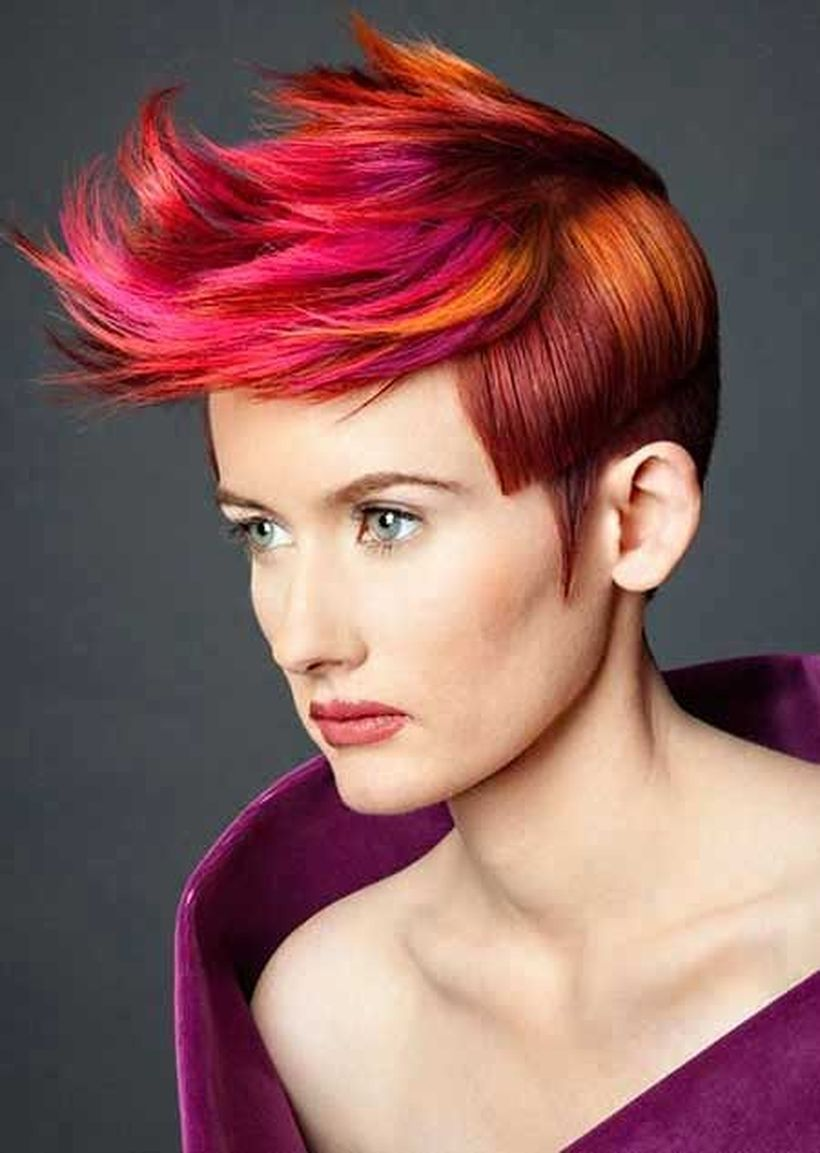 Crazy Hair Color Ideas For Short Hair Best Color Hair For Hazel