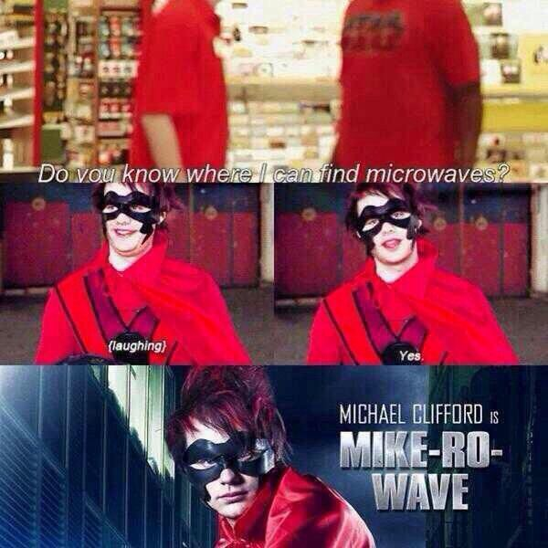 ❤️Mikey❤️