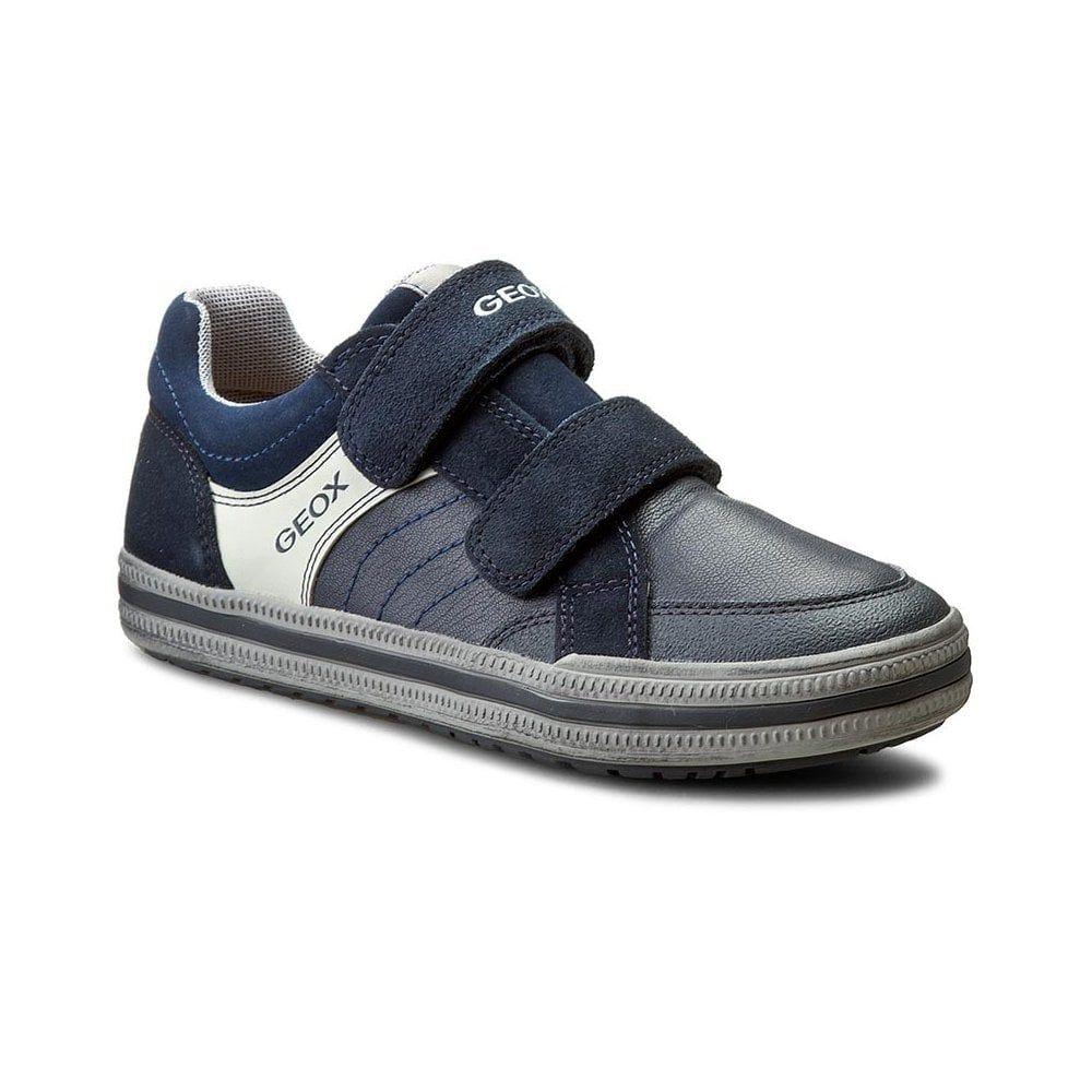 boys velcro trainers