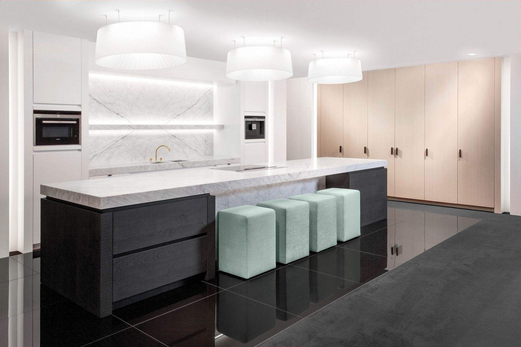 Goedkope Design Keuken : Trybou keuken keukens interieur maatwerk betrouwbare keukens