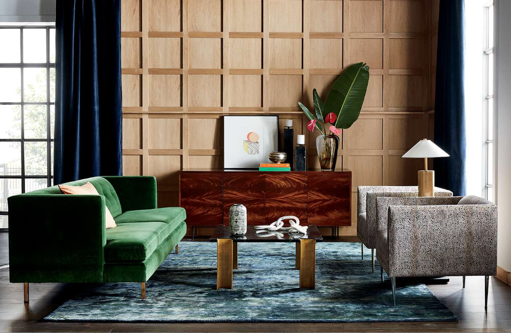 modern living room ideas  cb2  living room design decor