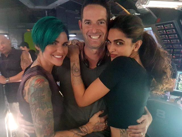 Deepika Is The Fittest Actress Of The Industry Says Dino Morea Ruby Rose Deepika Padukone Orange Is The New Black