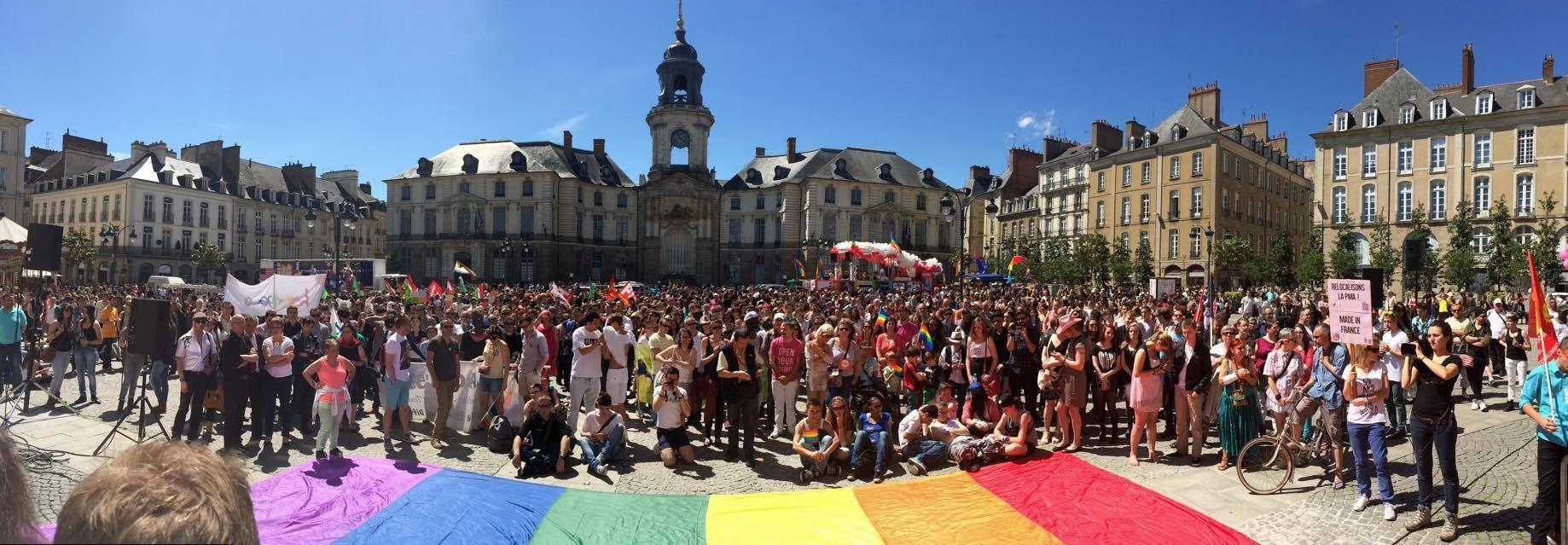 rennes rencontre gay vacation à Mérignac