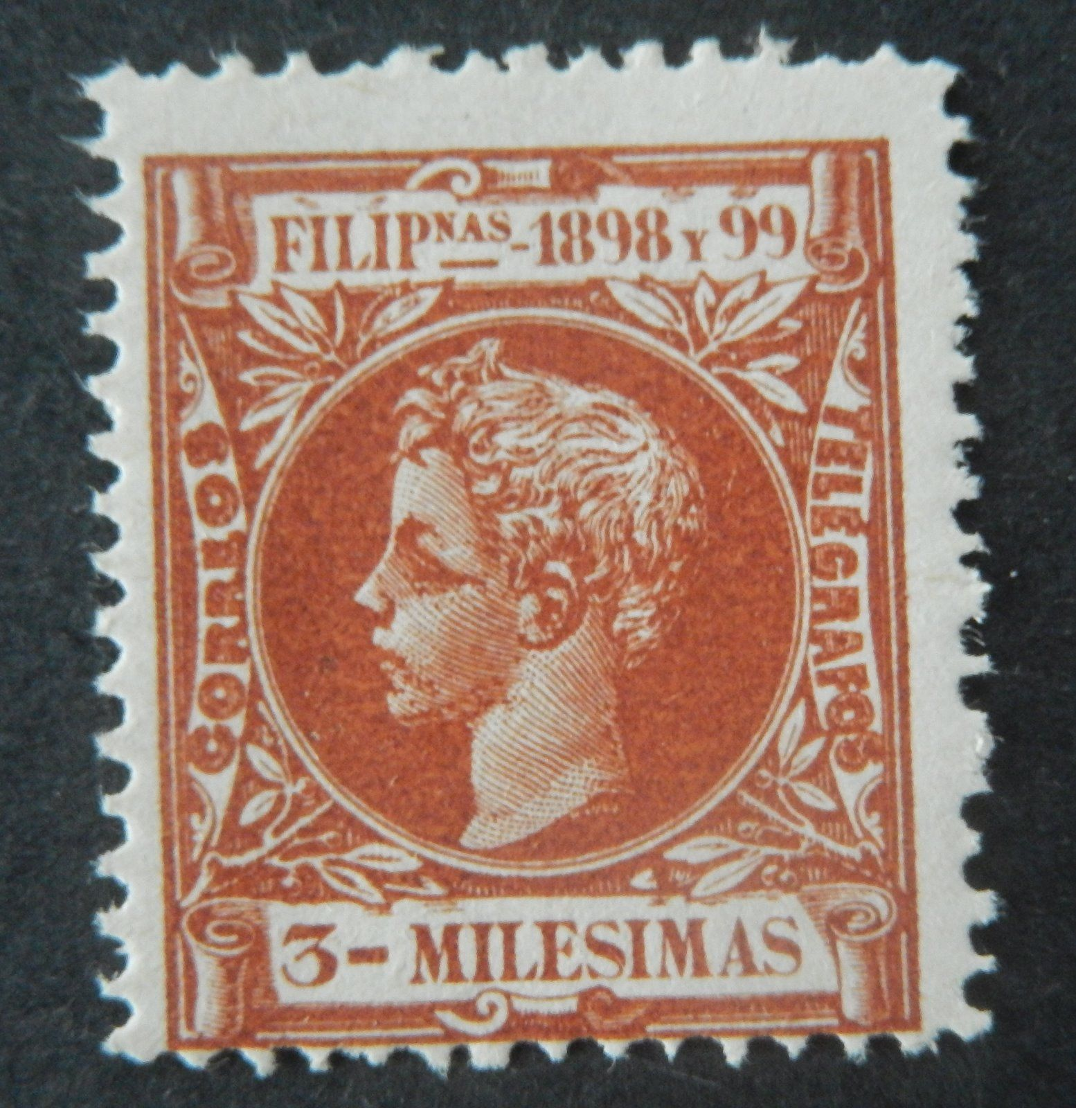 Philipppines Stamp Spanish Occupation 194 Mint Lightly Hinged Original Gum   eBay
