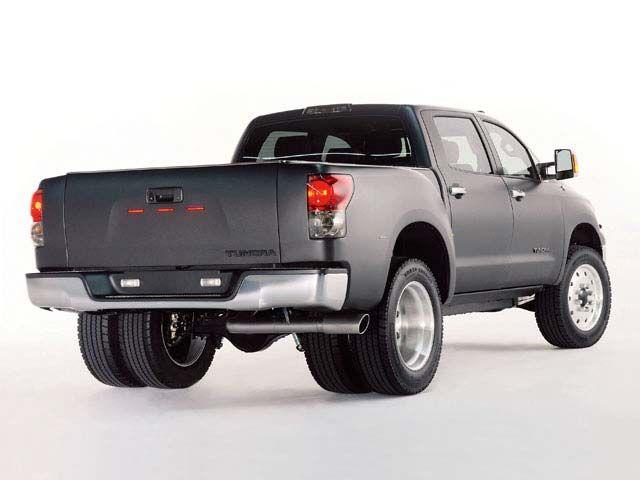 Toyota Diesel Truck >> Dodge 1 Ton Dually Thread 2008 Toyota Tundra Diesel