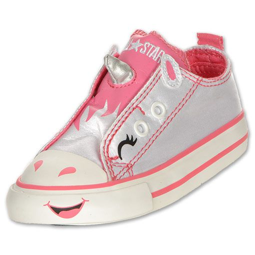 5a568f6cacc4 Converse Unicorn Toddler Shoes. OMG