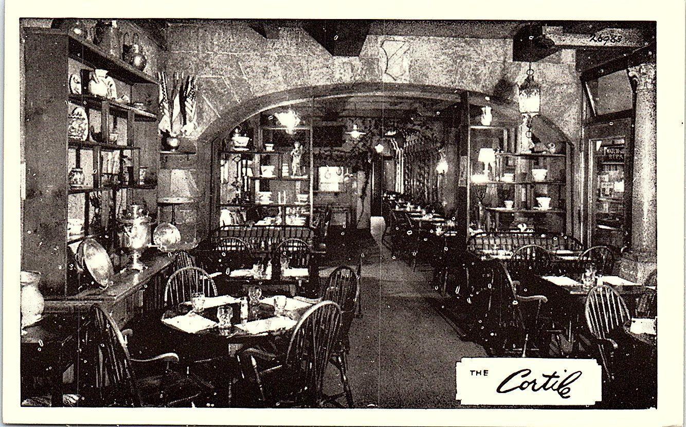 Pin On Vintage Ultra Cool New York Restaurants