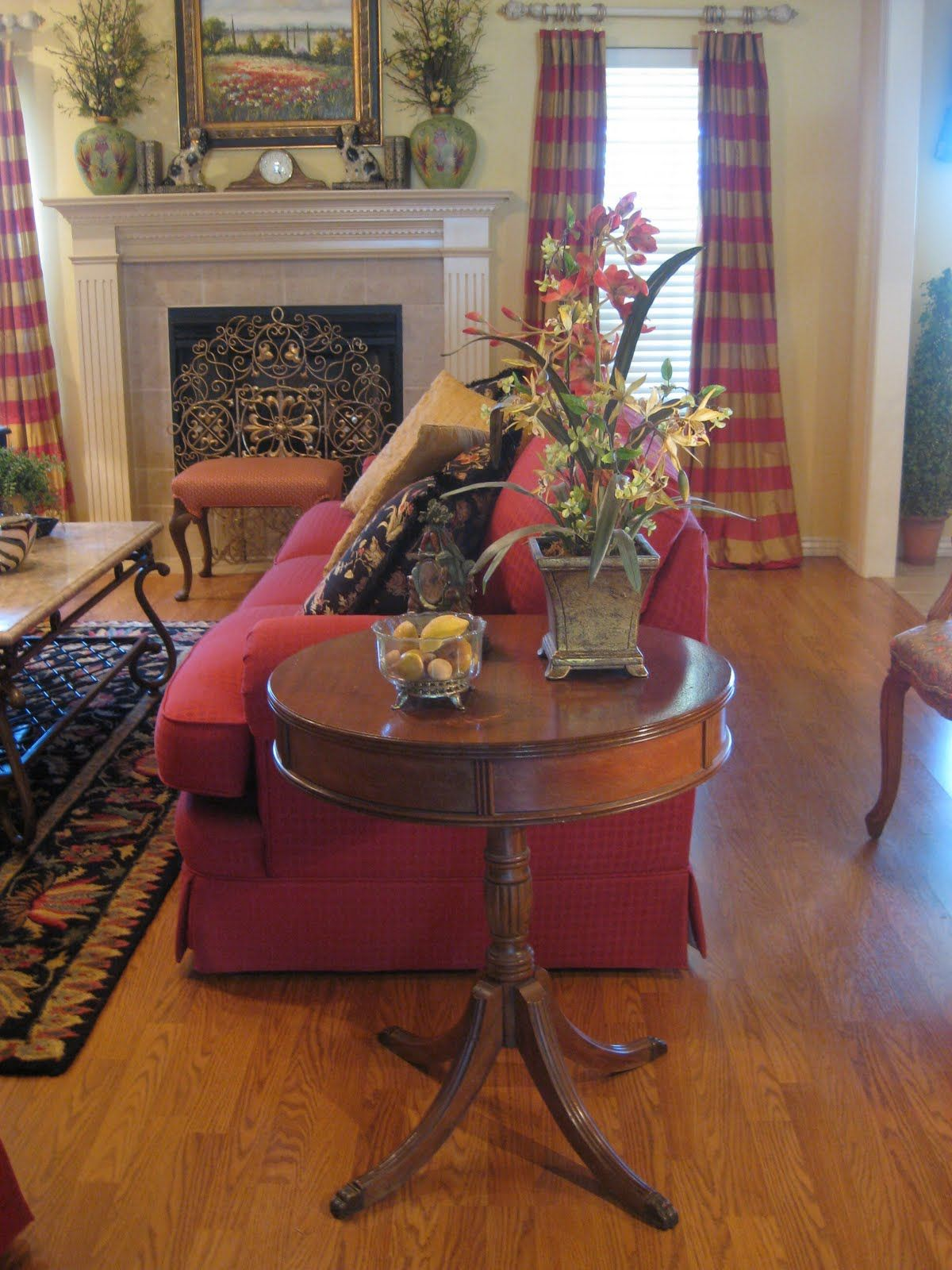Kristen\'s Creations: Decorating: Mixing The Best Of The Old With The ...