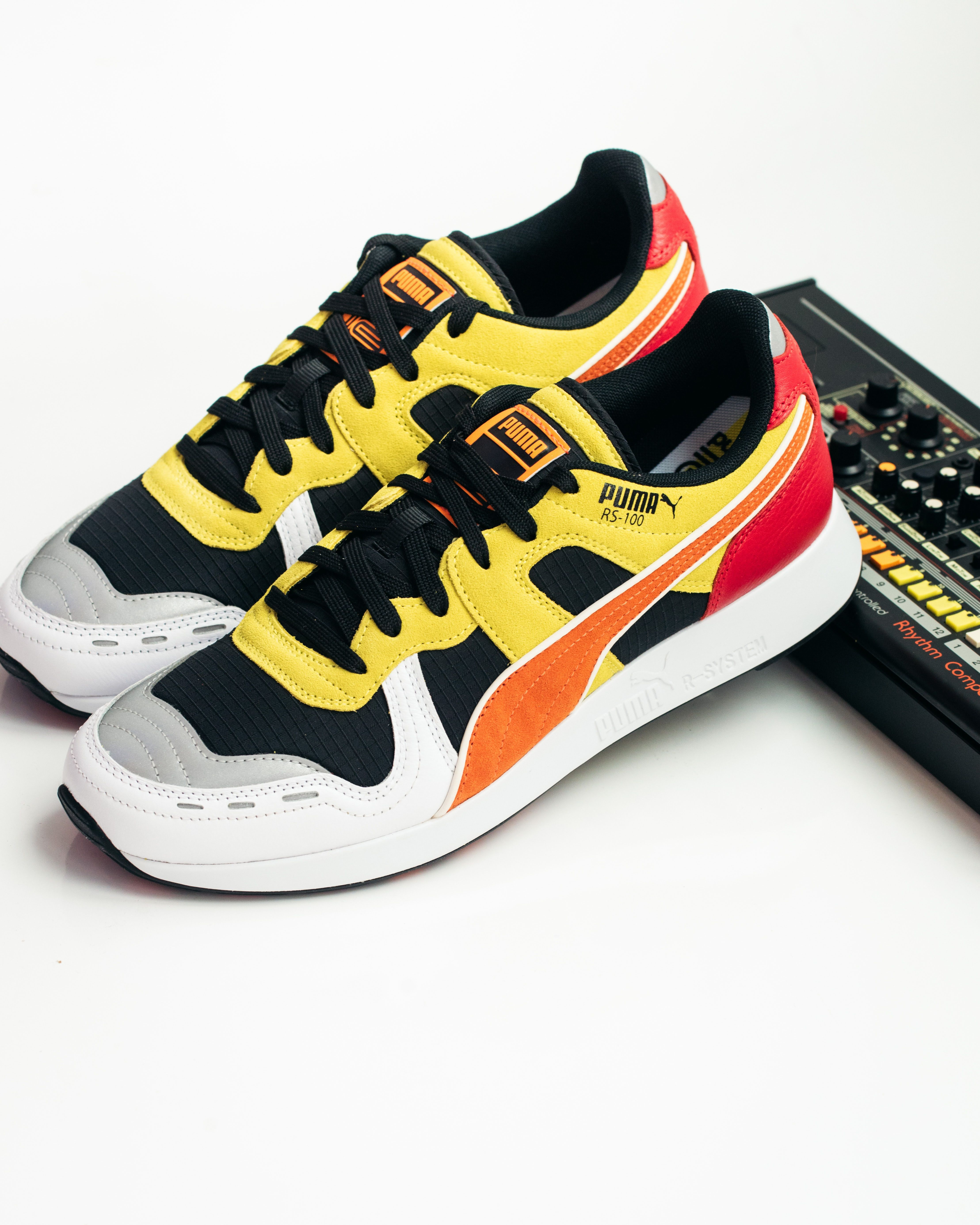 Roland x Puma RS 100 | Sneaker collection, Sneakers, Shoes