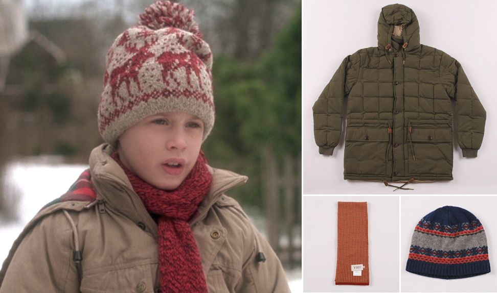 kevin mccallister s hat in home alone  d8d5c8e9041