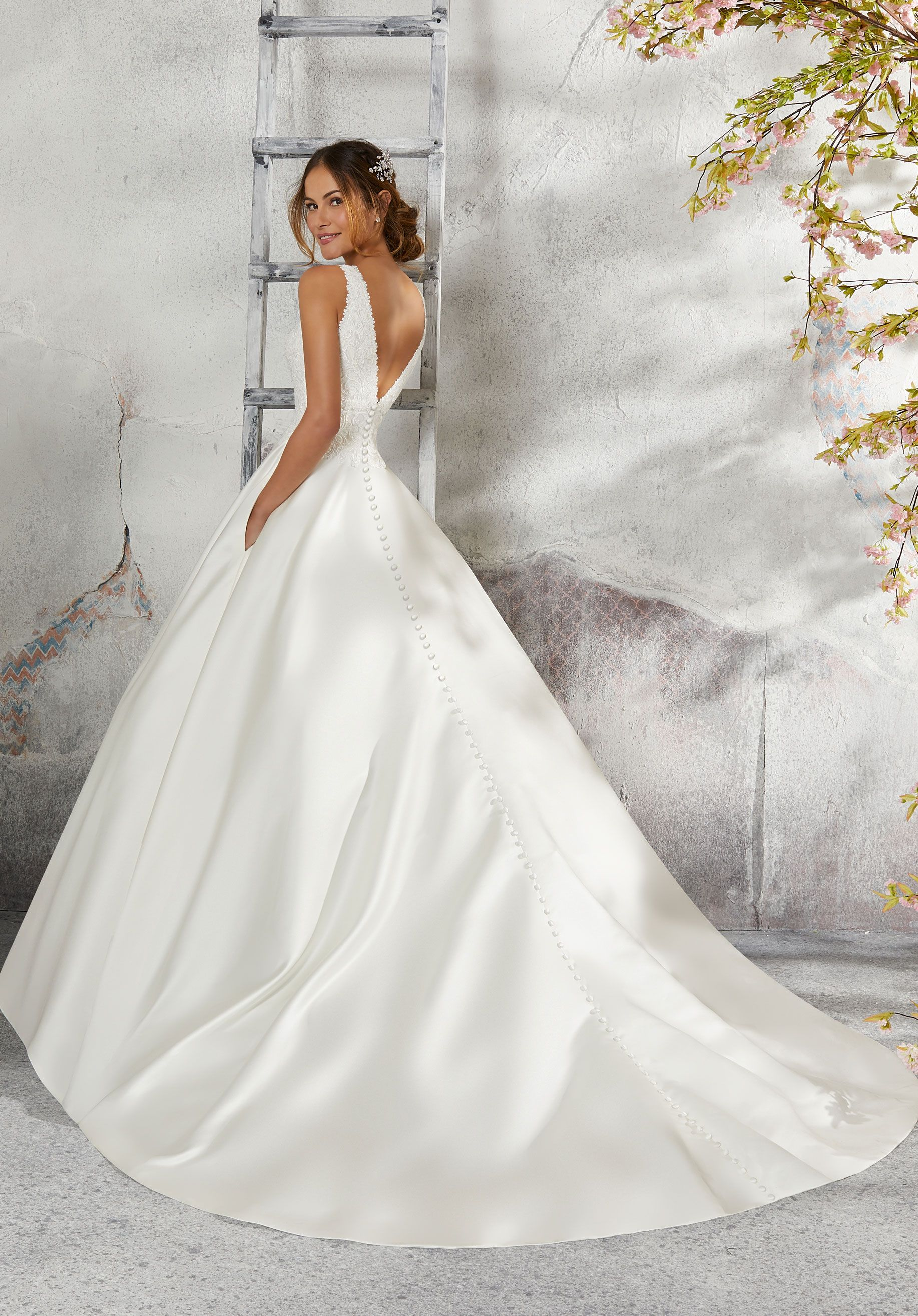 Laurie Wedding Dress Morilee Classy Wedding Dress Ball Gowns Wedding Classic Wedding Dress