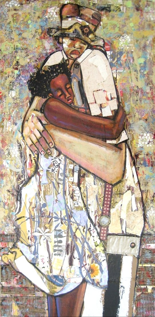 Pin On Black Woman Art
