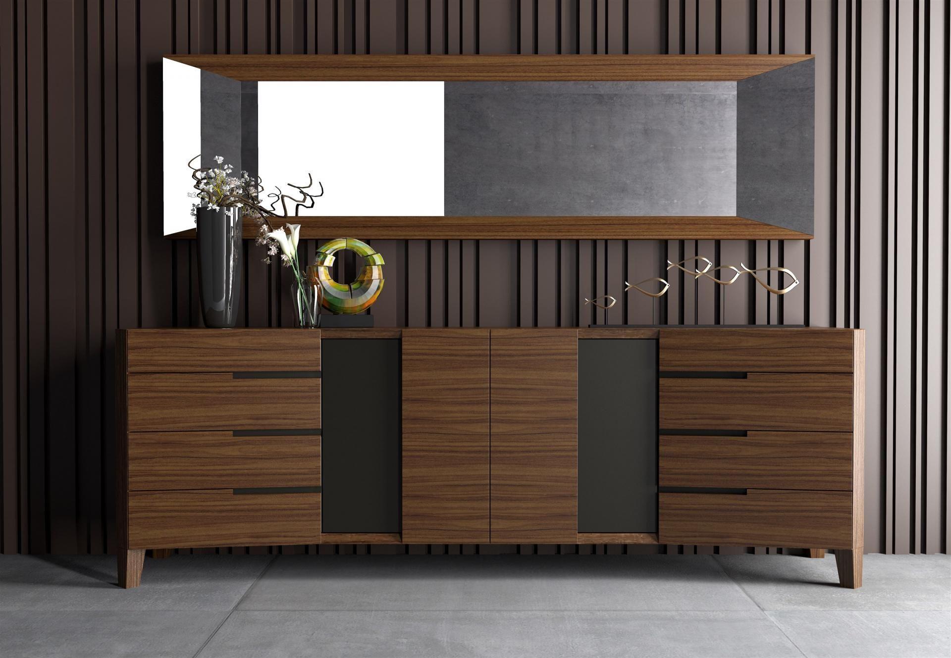 Mardin Yemek Odası | Crockery unit design, Modern dining ...