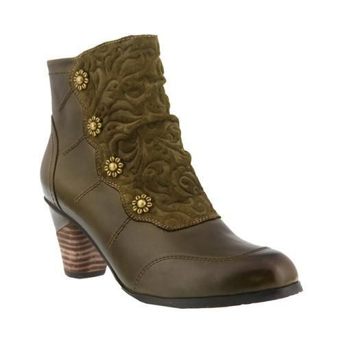 L'Artiste by Spring Step Belgard(Women's) -Bordeaux Leather Low Shipping For Sale Newest Sale Online For Nice AYXm5