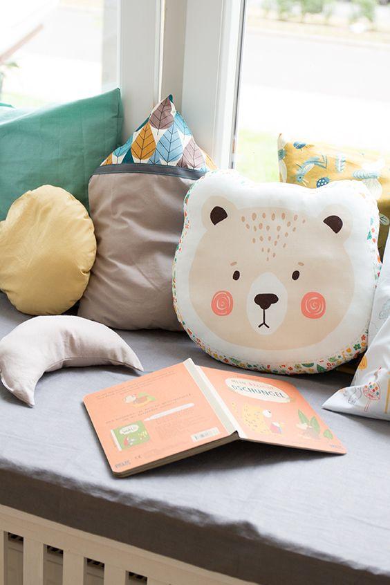 Kissen In Tierform Fur Den Streichelzoo Zuhause Pillows In