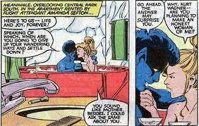 Jimaine Szardos Nightcrawler Nightcrawler This Or That Questions Free Comics