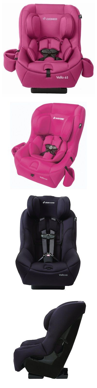 Maxi Cosi Vello 65 Baby Infant To Toddler Easy Clean Convertible Car Seat Pink