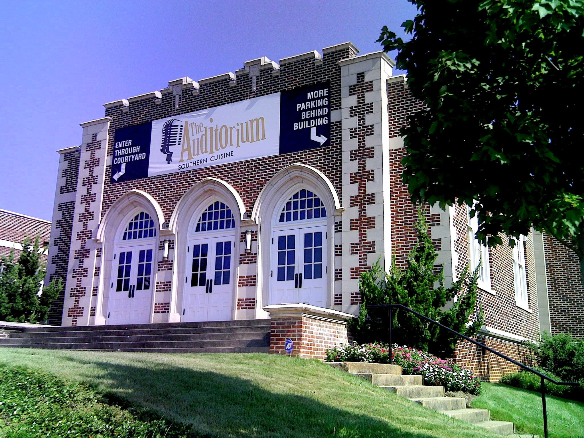 Duling Hall Fondren Jackson Mississippi I actually used to