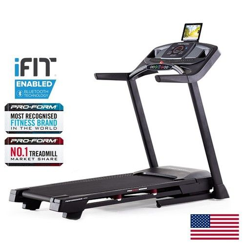 Proform Performance 400i Treadmill Treadmill Fitness Brand Performance