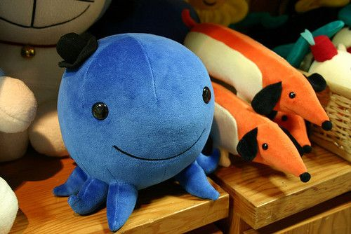 Oswald The Octopus Custom Commissioned Plush What I M